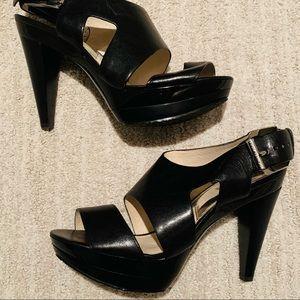 ❤️ MICHAEL KORS‼️ Thé 'PERFECT' Black Sandals‼️